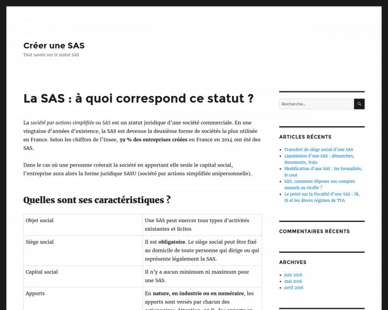 La SASU est-elle réellement différente de la SAS?