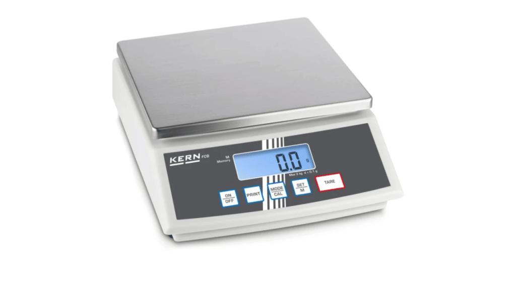 Un instrument de pesage RS Components